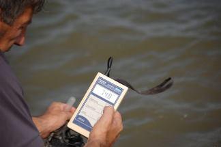 Экологические наблюдения в Кизлярском заливе летом 2018 года