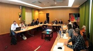 В Санкт-Петербурге началась работа совместного заседания рабочих групп по науке и аквакультуре Каспийской комиссии