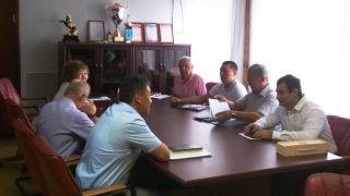 В   Минсельхозе Республики Калмыкия состоялось совещание представителей рыбохозяйственного комплекса
