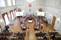 В Астрахани представители прикаспийских стран обсудили природоохранное сотрудничество по Каспию