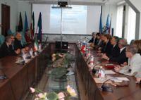 Визит Генерального консула Исламской Республики Иран в г. Астрахани Али Мохаммади