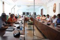 Заседание Биологической секции Ученого совета ФГБНУ «КаспНИРХ»