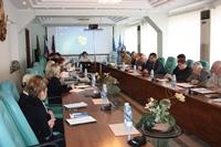 12 марта 2015 года в КаспНИРХе состоялось заседание Ученого совета