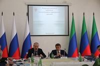 К сентябрю планируется разработать программу развития рыбного хозяйства в Каспийском бассейне
