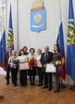 Губернатор поздравил астраханских учёных с Днём российской науки