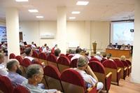 На базе КаспНИРХа прошла встреча с представителями рыбоводных компаний области