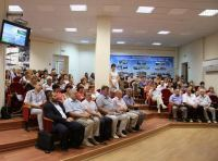 Губернатор Астраханской области посетил научно-экспериментальную базу «БИОС» ФГУП «КаспНИРХ»