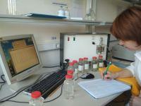Исследования токсикологов КаспНИРХа