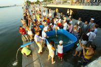 В Астрахани 9 сентября пройдет эколого-просветительская акция «Реки впадают в моря»