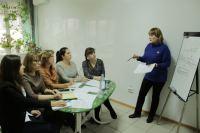 Рабочее заседание сотрудников лаборатории ихтиопатологии