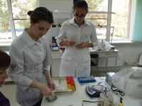Физиолого-биохимическая характеристика молоди осетровых рыб