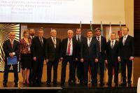 Первый день работы Комиссии по сохранению, рациональному использованию водных биоресурсов Каспийского моря и управлению их совместными запасами.
